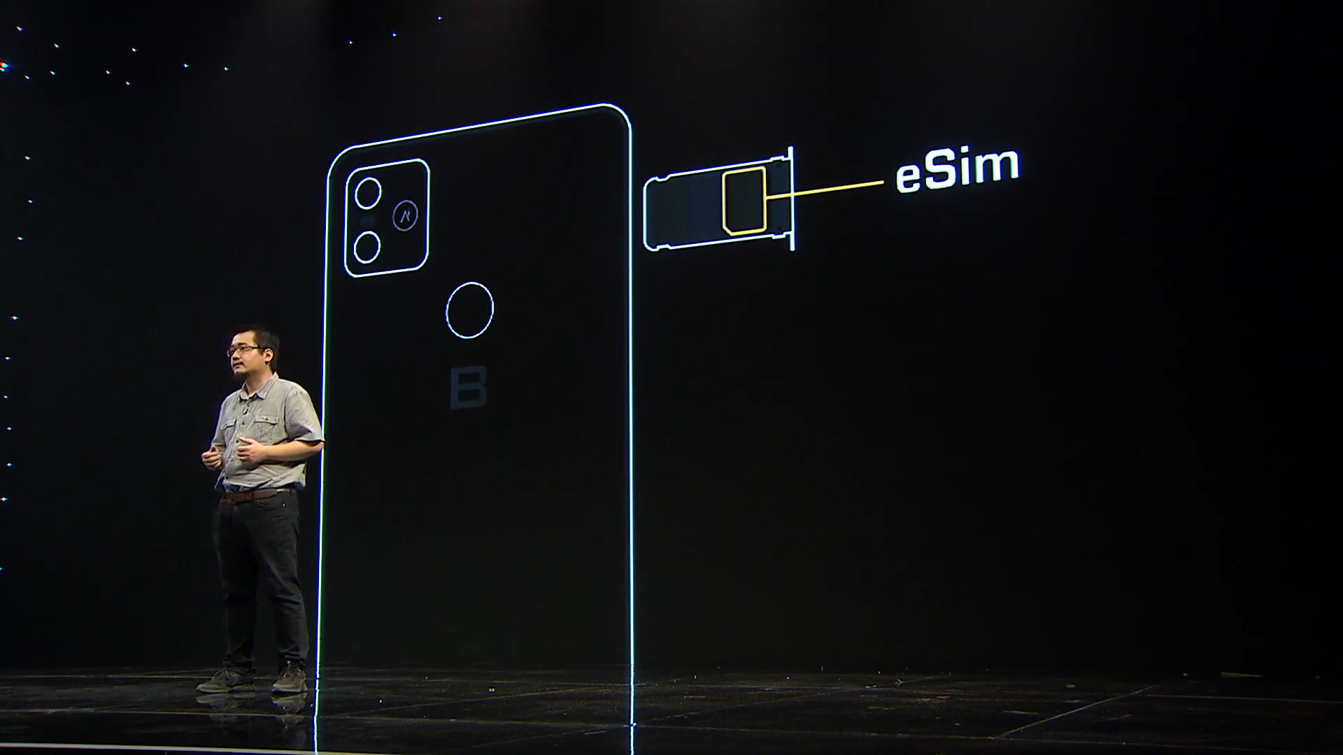 eSIM trên Bphone B86 có gì đặc biệt?