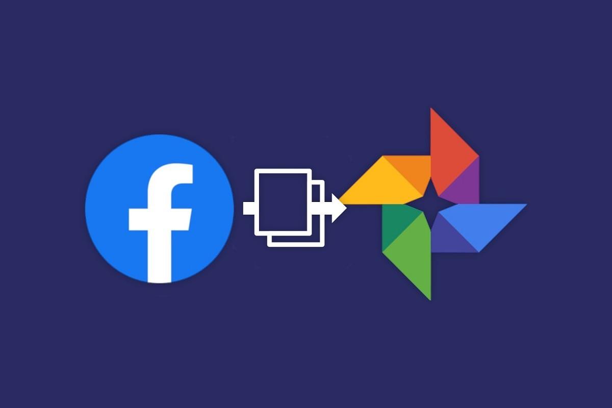 Cách để sao chép hình ảnh từ Facebook sang Google Photos