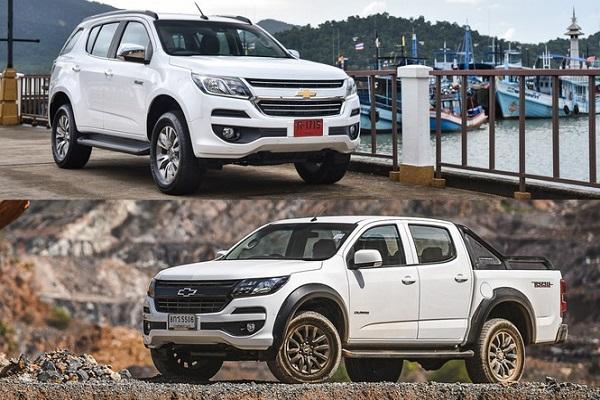 """Hậu xả kho, Chevrolet Traiblazer """"sạch hàng"""" tại Thái Lan"""