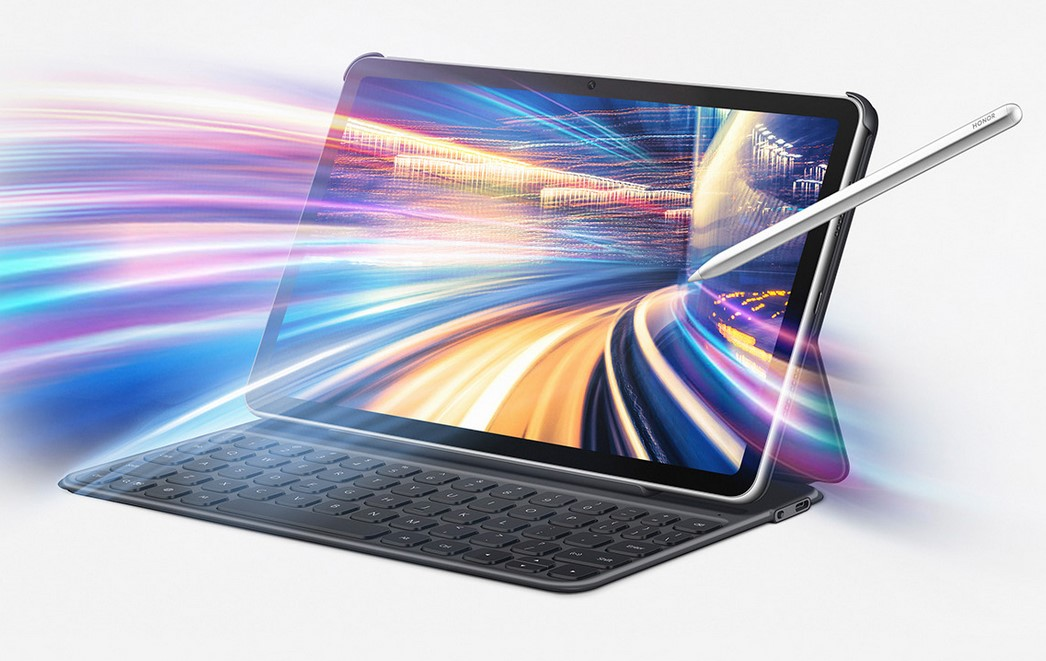 Máy tính bảng Honor màn hình 2K, hỗ trợ 5G và Wi-Fi 6, có Magic Pencil