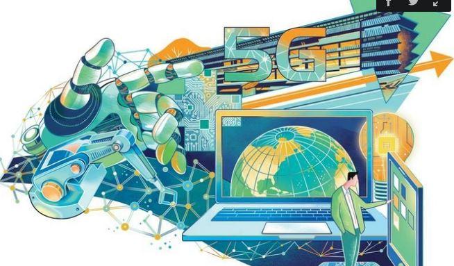Giáo sư Trung Quốc ví '5G mạnh hơn bom nguyên tử'