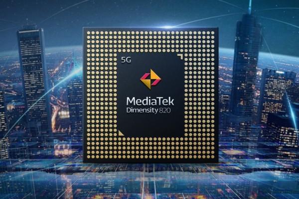 Mediatek ra mắt chip Dimensity 820 tiến trình 7nm, tích hợp 5G, hỗ trợ màn hình 120Hz