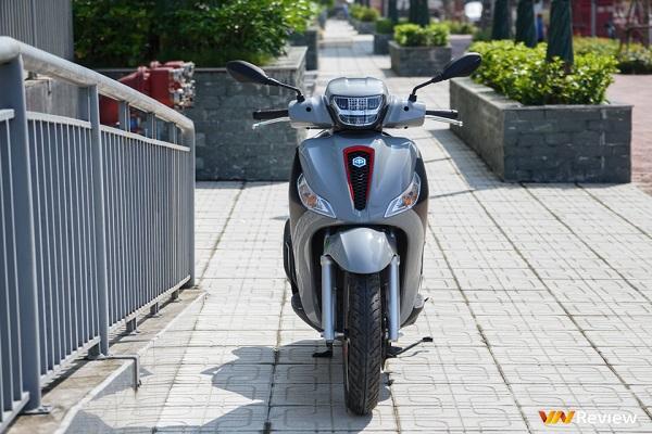 Đánh giá Piaggio Medley S 150 ABS 2020: nhiều công nghệ hơn, chạy bốc