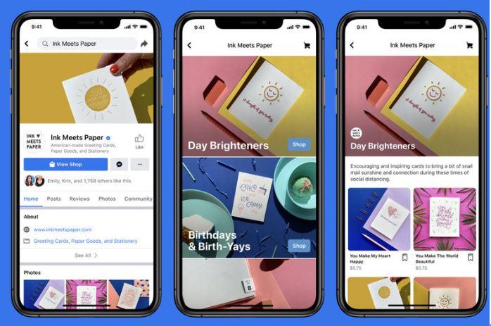 Facebook Shops sẽ bán thượng vàng hạ cám, đối đầu với Amazon