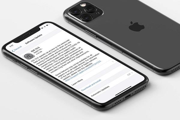 Tải về iOS 13.5: Mở khóa iPhone nhanh hơn, có thể nhận diện khi đeo khẩu trang