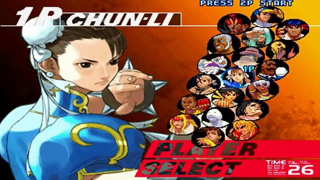 Đã 21 năm kể từ ngày Street Fighter III ra đời