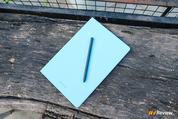 """Đánh giá Samsung Galaxy Tab S6 Lite: Tablet giải trí là chính, """"ăn tiền"""" ở bút S-Pen"""