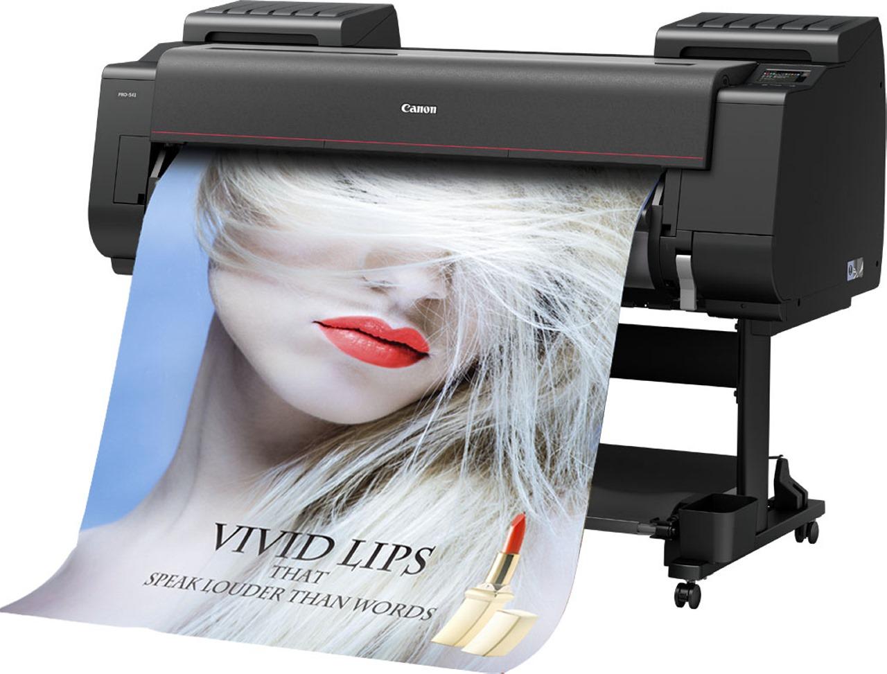 Canon ra mắt loạt máy in chuyên nghiệp khổ lớn imagePROGRAF PRO Series tại Việt Nam: chuyên in poster, standee, giá dự kiến từ 140 triệu đồng