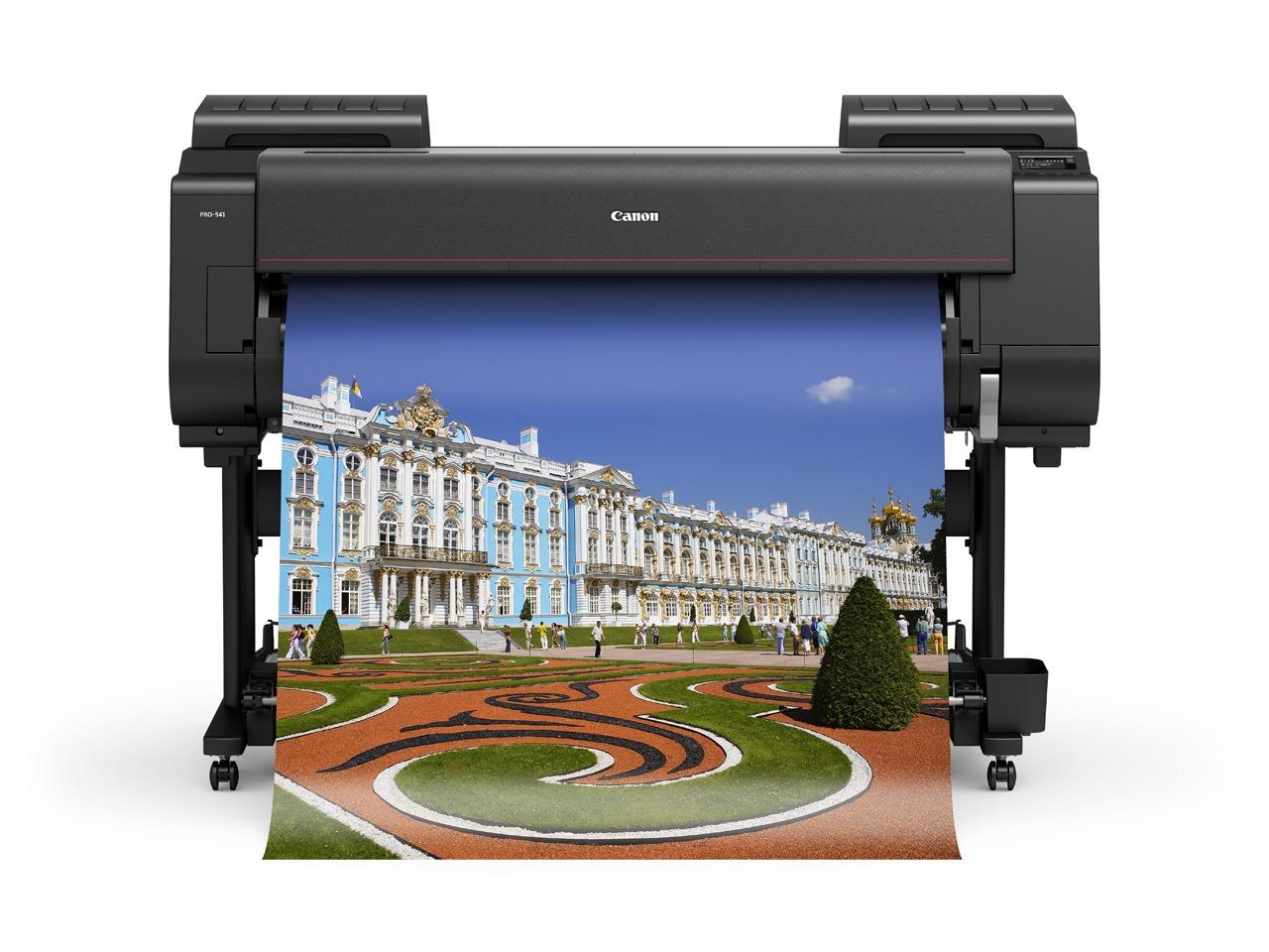 Canon ra mắt loạt máy in chuyên nghiệp khổ lớn imagePROGRAF PRO Series tại Việt Nam