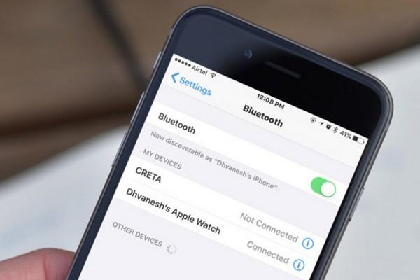 iPhone, iPad và máy Mac đời cũ dễ bị tấn công và đánh cắp dữ liệu qua kết nối Bluetooth