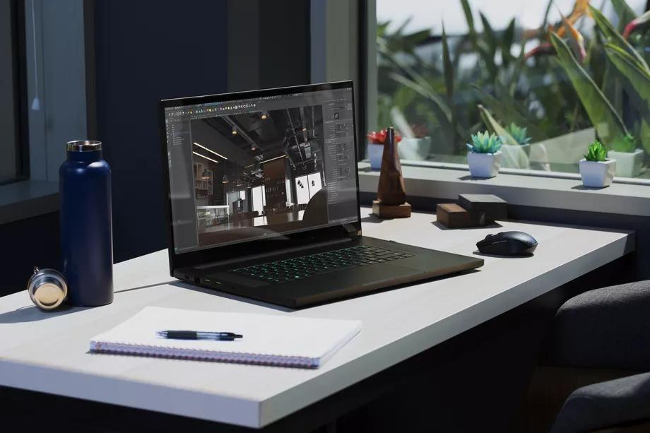 Razer làm mới chiếc laptop Blade Pro 17: CPU Intel Comet Lake, tùy chọn màn hình 300Hz