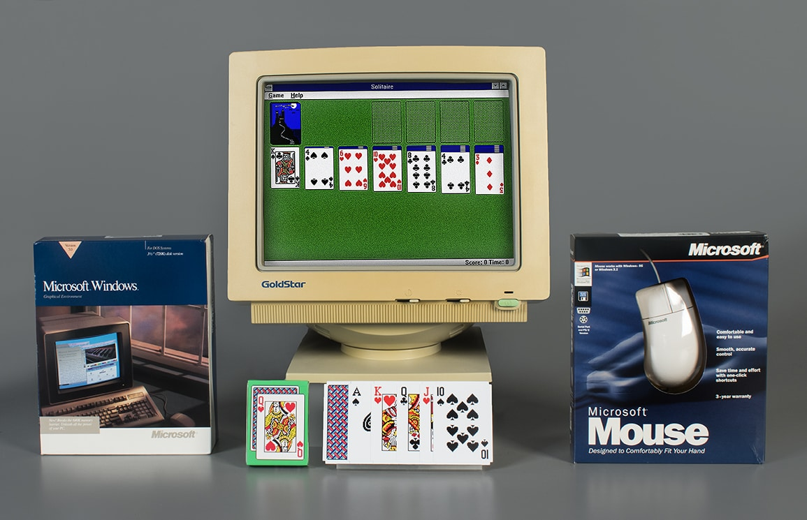 Hôm nay game Microsoft Solitaire