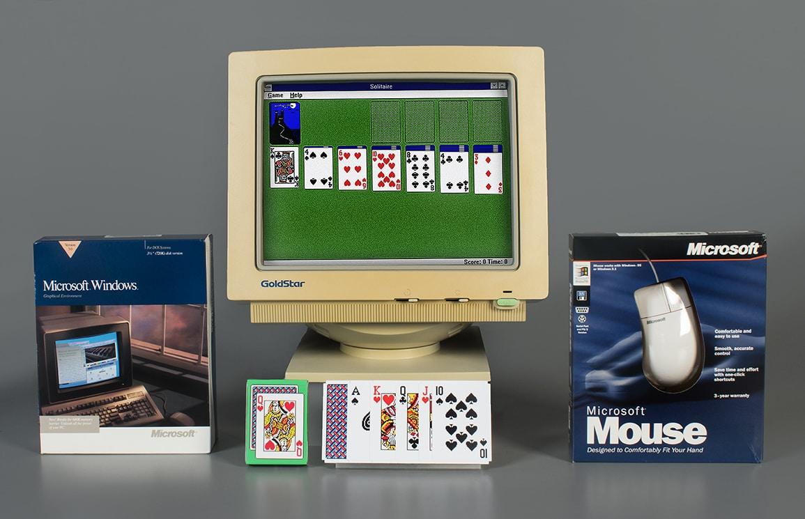 """Game Microsoft Solitaire """"kinh điển"""" tròn 30 tuổi, vẫn có 35 triệu người chơi hàng tháng"""