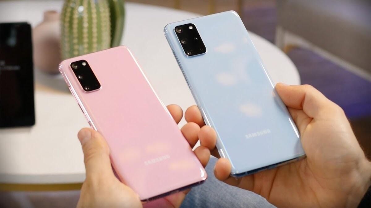 Smartphone cao cấp mới ra đã giảm giá