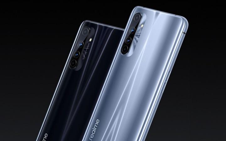 Realme X50 Pro Player chính thức ra mắt, làm mát bằng các tấm than chì