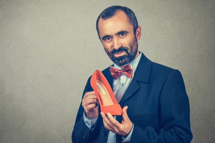 Lịch sử thú vị của đôi giày cao gót: hoá ra đàn ông là những người sử dụng đầu tiên
