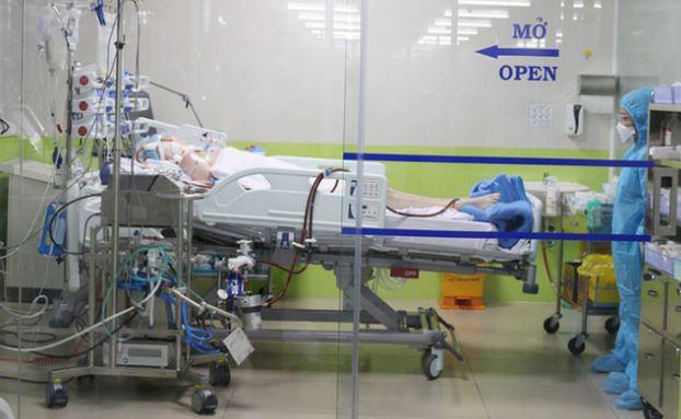 Tình hình bệnh nhân 91: Còn hôn mê, đang cân nhắc lọc máu lại