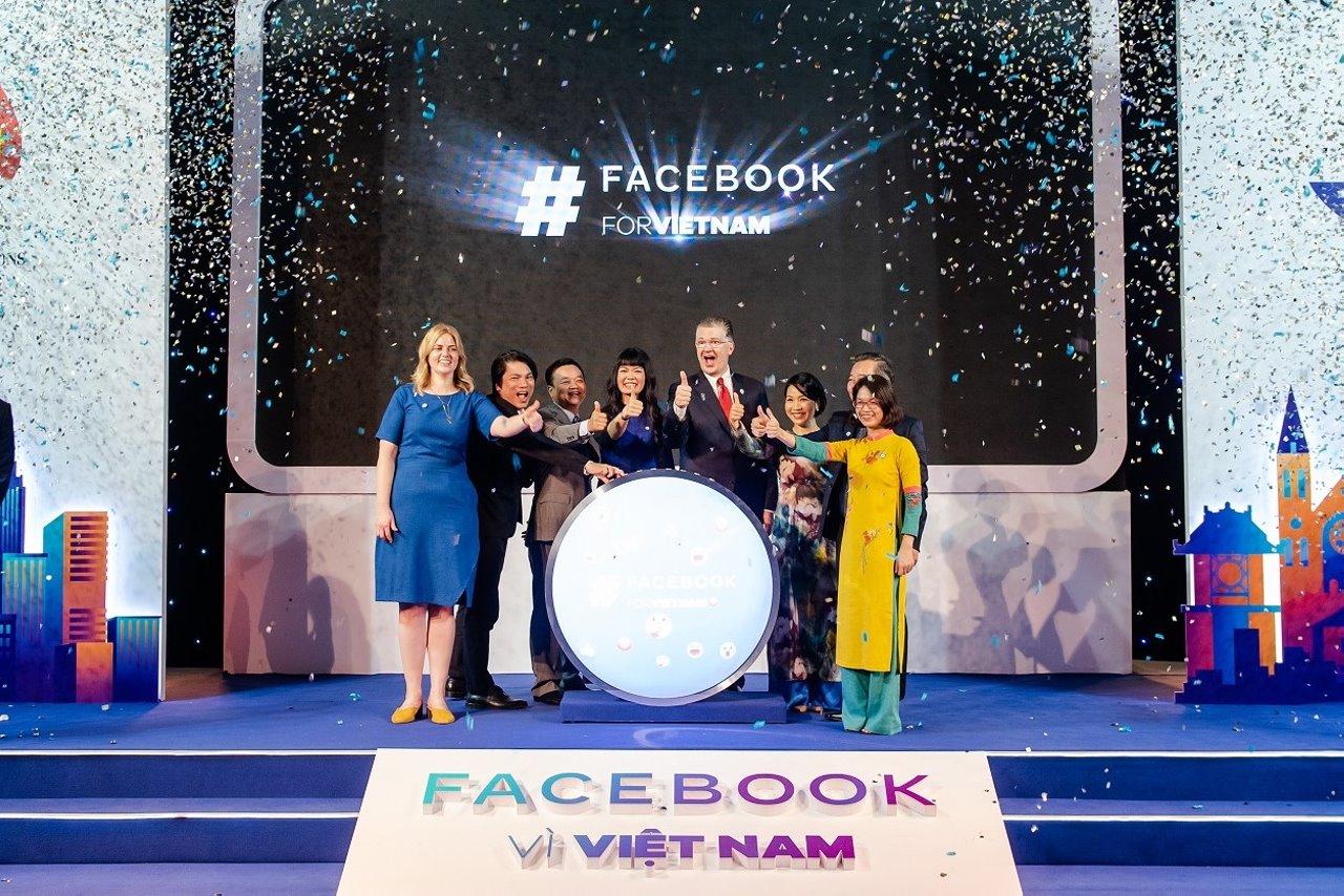 """Facebook ra mắt chiến dịch """"Facebook vì Việt Nam"""", khẳng định sẽ giúp kinh tế Việt Nam nhanh chóng phục hồi sau khủng hoảng COVID-19"""