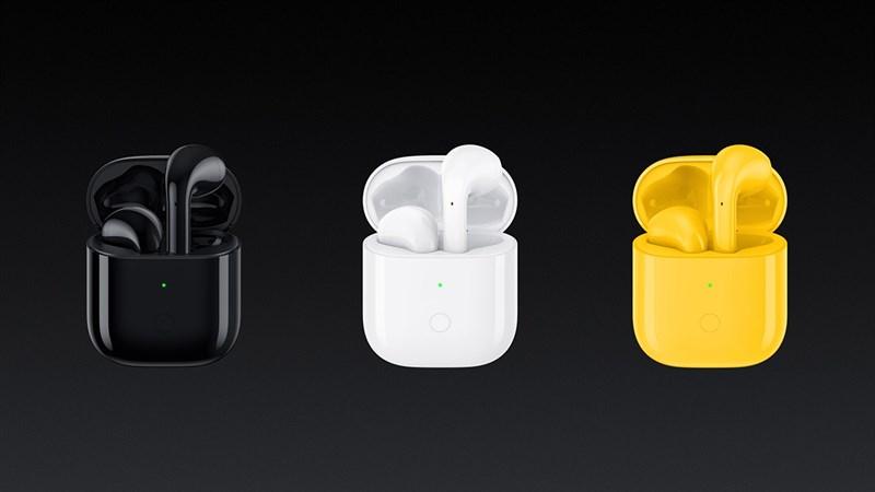 Realme giới thiệu tai nghe Buds Q, Buds Air Neo và 2 sạc dự phòng