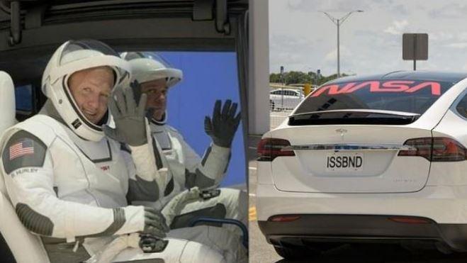 Ngày mai, lần đầu tiên SpaceX đưa hai phi hành gia vào vũ trụ