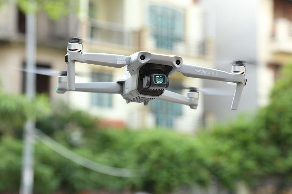 Đánh giá DJI Mavic Air 2: Nâng cấp quá mạnh so với đàn anh Mavic Air