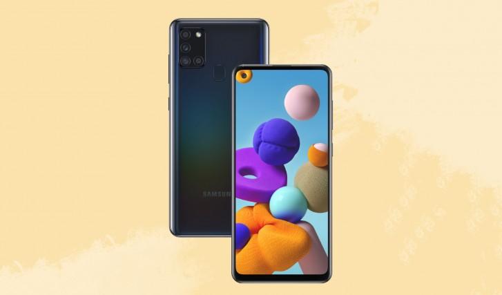 Samsung Galaxy A21s lên kệ ở Việt Nam: camera 48MP, pin 5.000 mAh, giá 4,69 triệu đồng