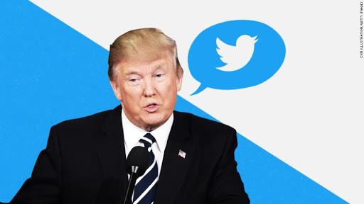 """Twitter gán nhãn """"vô căn cứ"""" cho các phát ngôn gây hiểu lầm của ông Trump, đã chọc giận Tổng thống"""