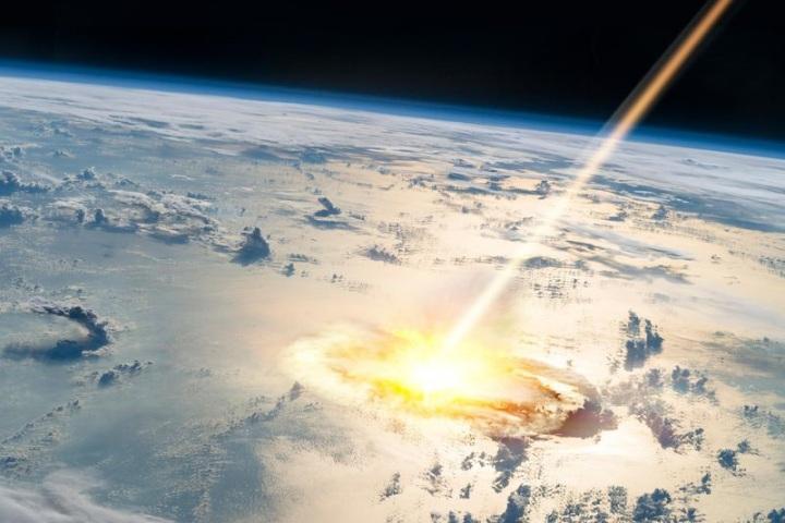 Khối thiên thạch khiến khủng long tuyệt chủng đã đâm vào Trái đất ở góc chết chóc nhất có thể