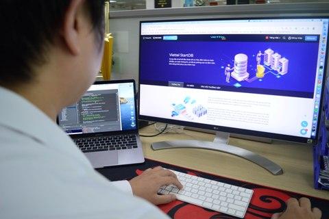 Dịch vụ cơ sở dữ liệu của Viettel giúp doanh nghiệp giảm 1/3 chi phí