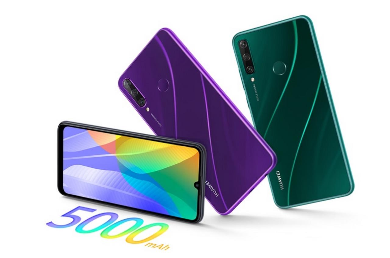 Huawei bất ngờ ra mắt smartphone Y6p và tablet MatePad T8 tại Việt Nam: pin lớn từ 5000 mAh, không Google, giá trên 3 triệu