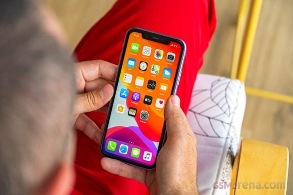 iPhone 11 là chiếc smartphone bán chạy nhất thế giới quý I/2020