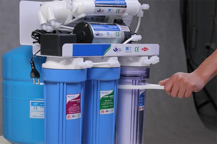Tại sao lõi lọc nước RO bị tắc? Hướng dẫn cách kiểm tra và khắc phục