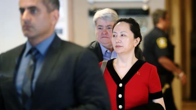 """""""Công chúa"""" Huawei thua trong hiệp đấu lớn của cuộc chiến chống dẫn độ sang Mỹ"""