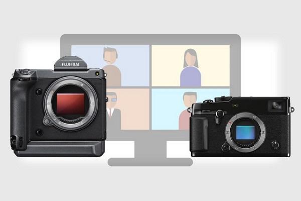 Giờ đây, bạn đã có thể sử dụng máy ảnh Fujifilm X và GFX làm webcam