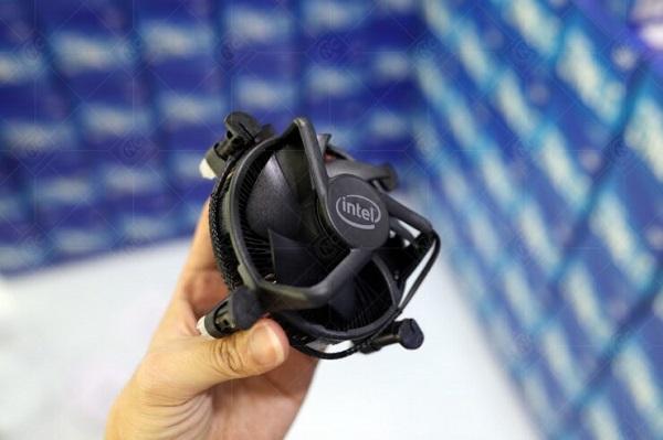 Intel nâng cấp bộ tản nhiệt tặng kèm bên trong CPU Core i thế hệ 10 Comet Lake