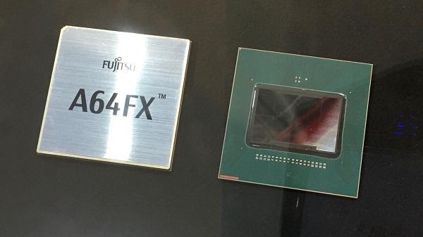 """CPU Nhật Bản đe dọa cho Nvidia, Intel và AMD """"hít khói"""" trên thị trường siêu máy tính"""