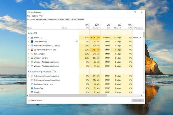 """3 điều ít ai biết về Windows Task Manager thông qua lời kể của """"cha đẻ"""" công cụ này"""