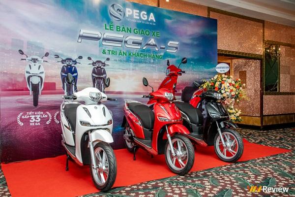 PEGA bất ngờ giảm giá 5 triệu đồng xe điện PEGA-S, cho hoàn tiền nếu không ưng ý
