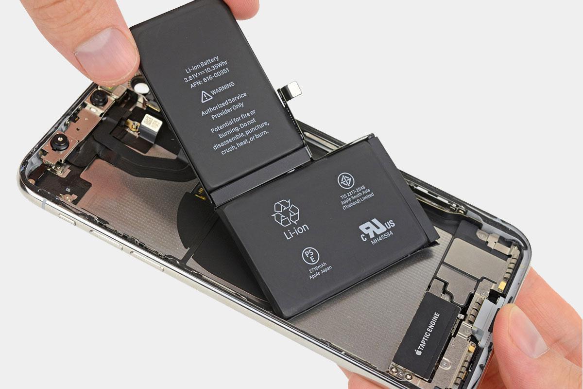 Những lưu ý trước khi tự thay pin iPhone
