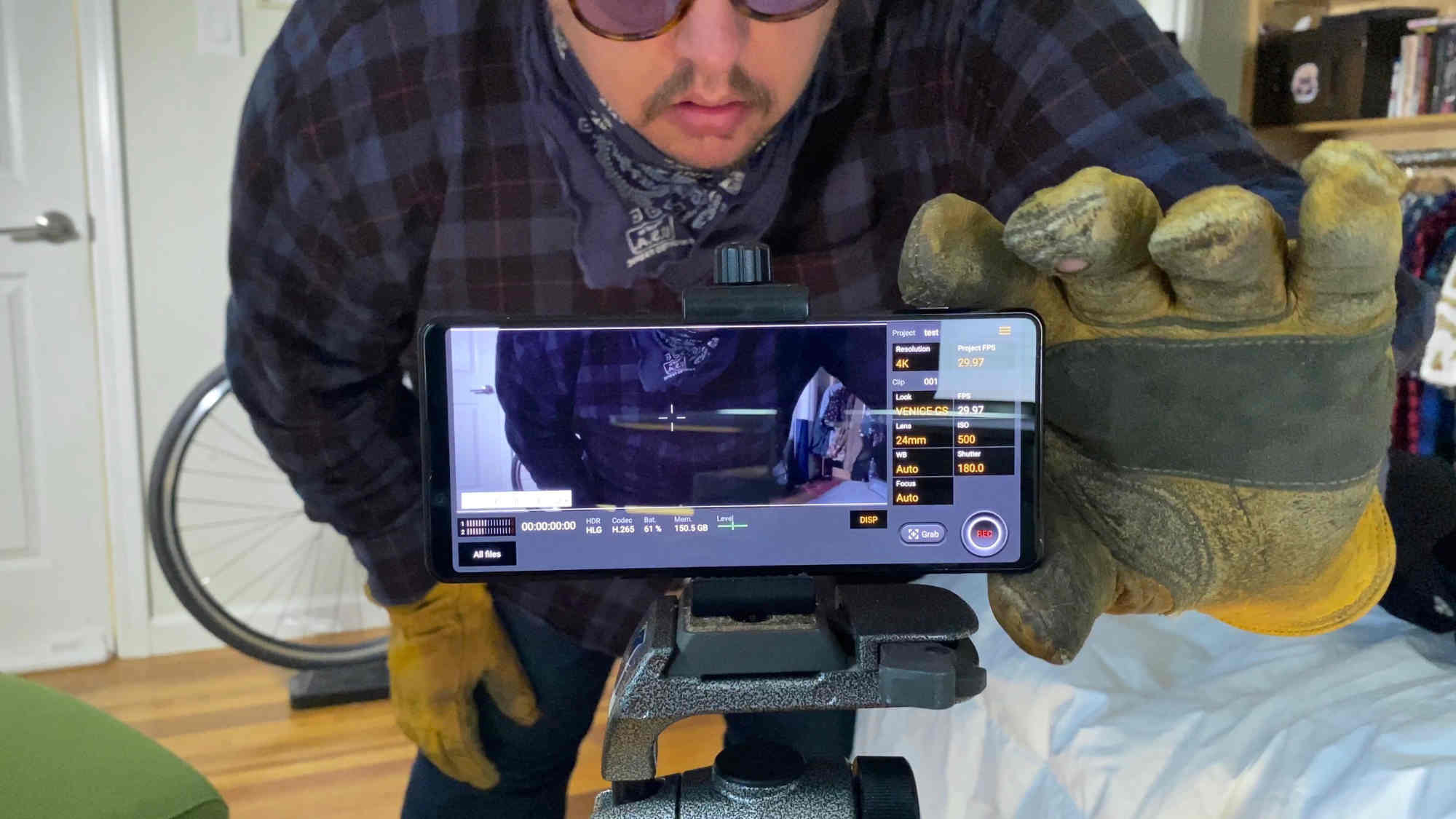 Đánh giá sớm camera Xperia 1 Mark 2: Khi máy ảnh mirrorless giao thoa với smartphone