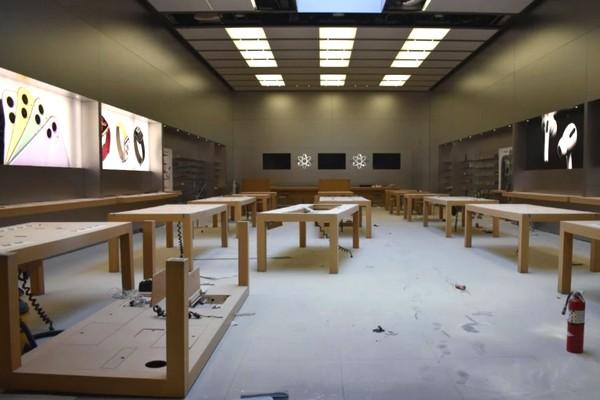 Apple Store bị cướp trắng trợn vì bạo loạn ở nhiều thành phố lớn tại Mỹ