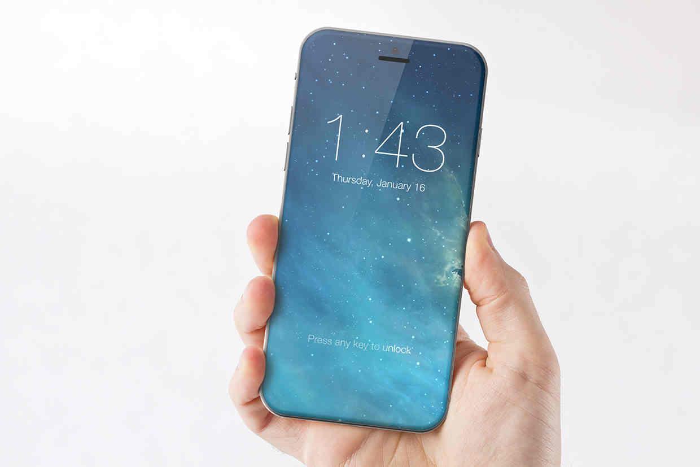 """iPhone tương lai có thể đặt camera TrueDepth chìm dưới màn hình, bỏ """"tai thỏ"""" nhưng vẫn có Face ID"""