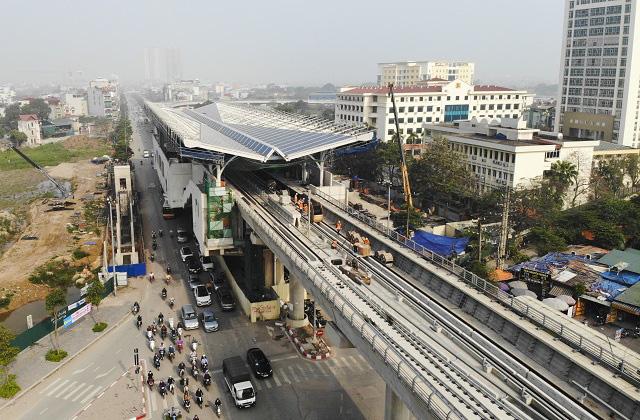 Đường sắt Nhổn - ga Hà Nội