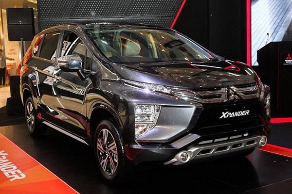 Mitsubishi Xpander 2020 phiên bản nâng cấp ra mắt ngày mai