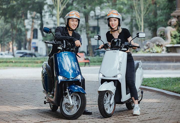 Xe điện Yadea BuyE ra mắt ở Việt Nam: lội nước nửa mét, 90km một lần sạc, giá 21,9 triệu đồng