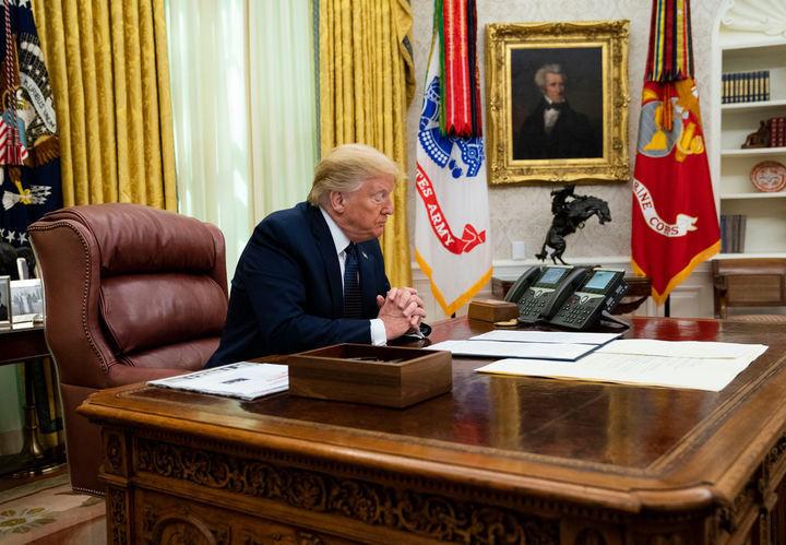 Trump ký sắc lệnh mới
