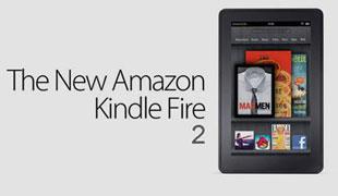 Kindle Fire 2 ra mắt ngày 7/8