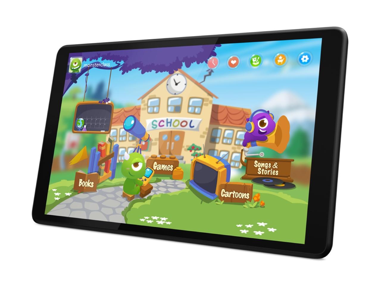Lenovo ra mắt Tab M8 tại Việt Nam: Máy tính bảng có 4G, vỏ kim loại, loa kép, giá 3,7 triệu đồng