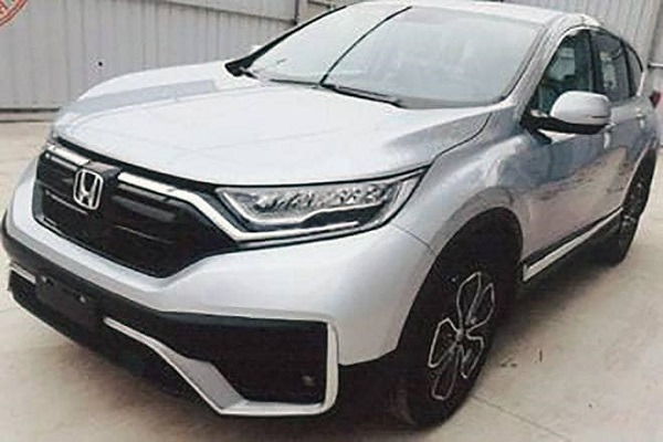 Lộ hình ảnh Honda CR-V 2020 lắp ráp tại Việt Nam