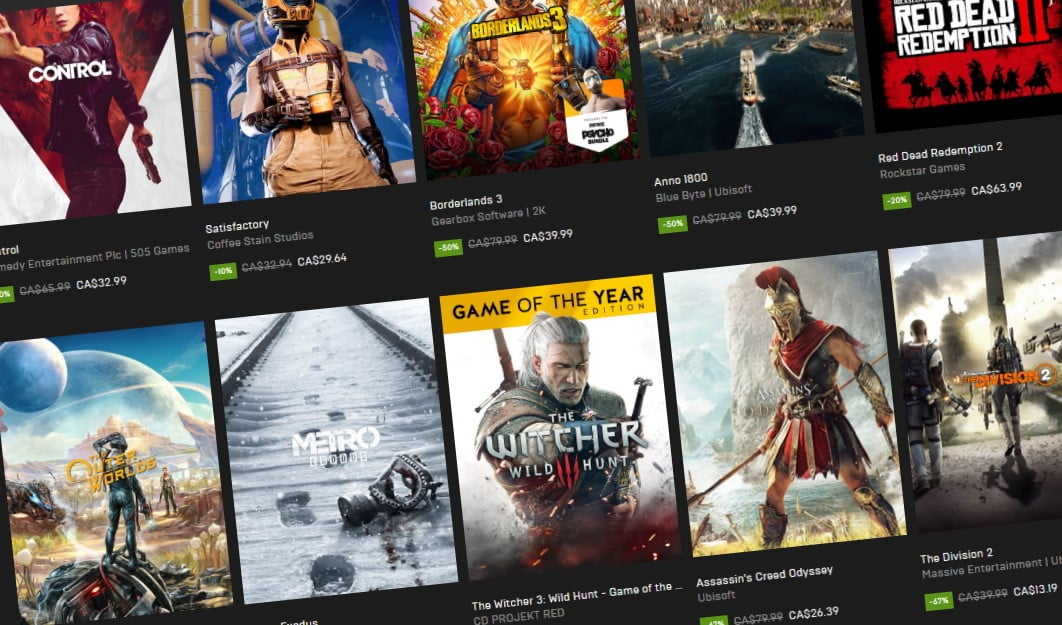 """Epic Games Store """"phát"""" game miễn phí giúp tăng doanh thu của… các nền tảng khác"""